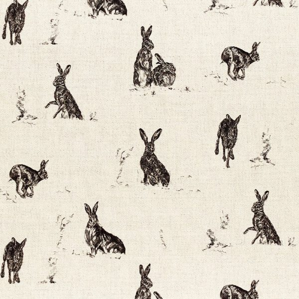 Milton and Manor Hare Capers fabric