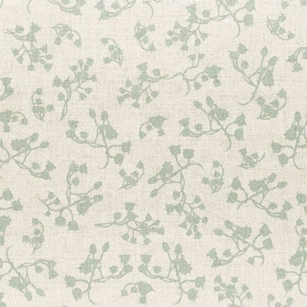 Milton and Manor Berries Duck Egg Fabric