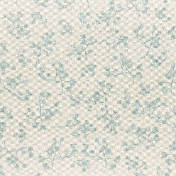 Milton and Manor Berries Blue Fabric