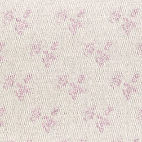 Milton and Manor Sweet Floral Pink fabric