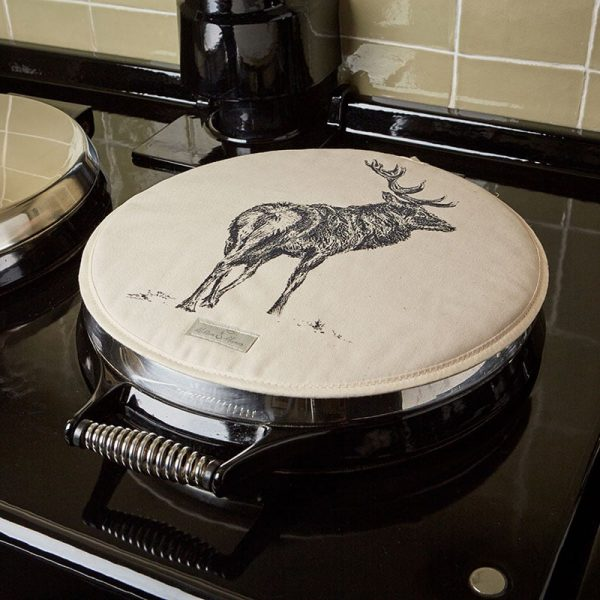 Milton and Manor Stag Aga hob mat
