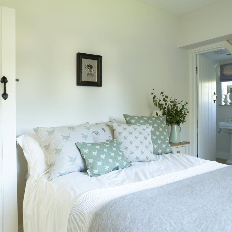 Milton & Manor bedroom cushions